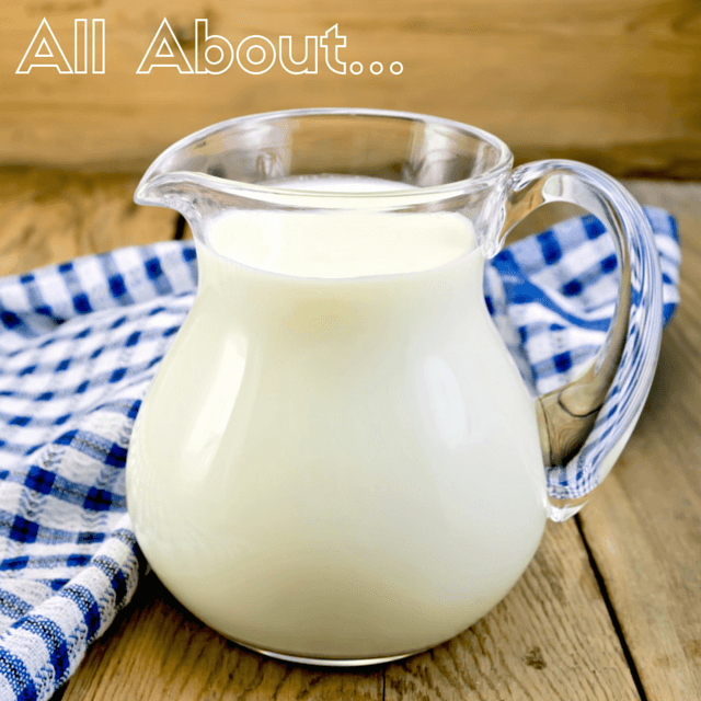 All about milk for cheese making