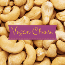 Vegan cheese making